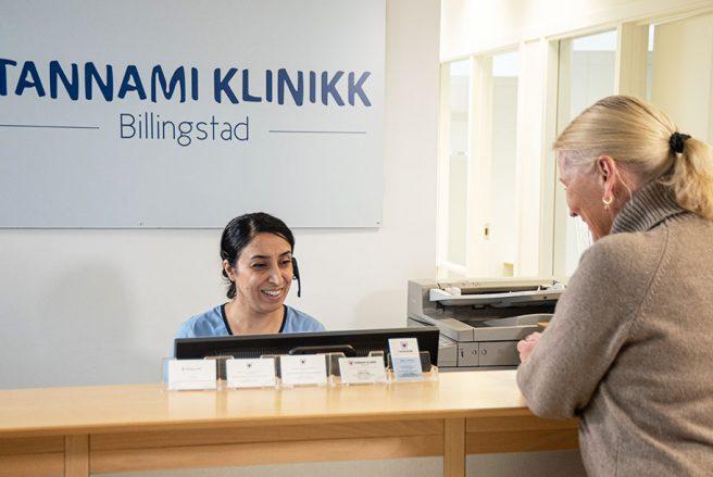 Tannamiklinikk_resepsjon_betaling
